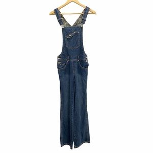 Revolt Jeans Denim Bib Overalls Kids Size 14